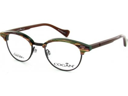 Cogan 2529-BGE-GRN (béžová/zelená)