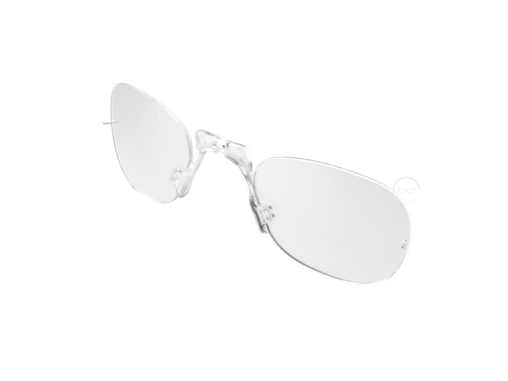 a715 a723 rimless optical insert for adidas sport glasses