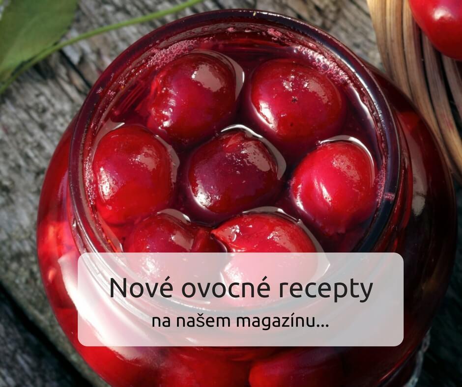Objevte nové recepty na zavařeniny