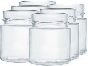 Zavařovací sklenice myRex 145 ml / 6 kusů