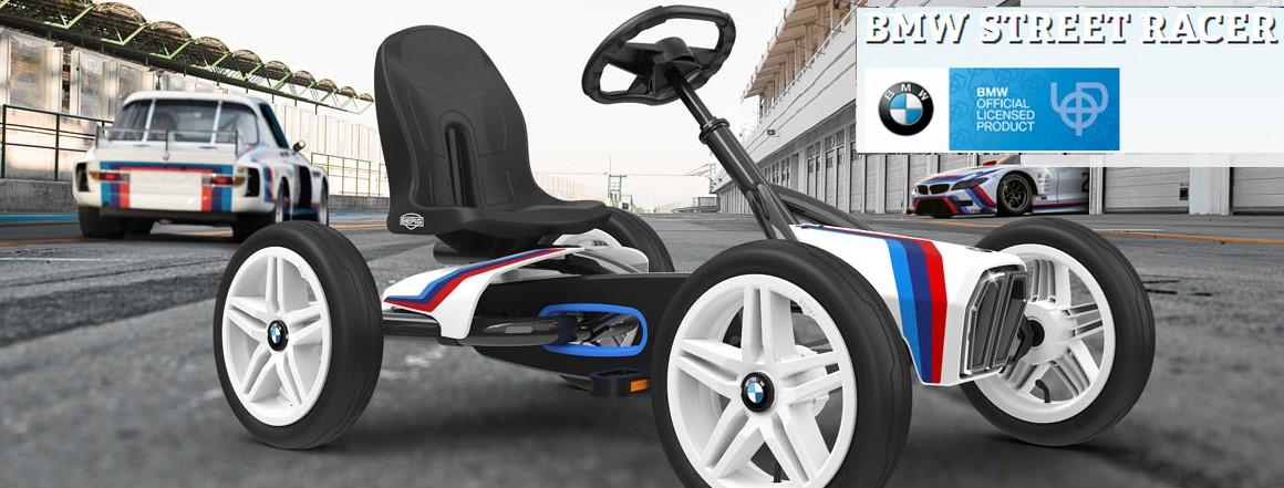 BMW Street Racer - Berg novinka 2016.