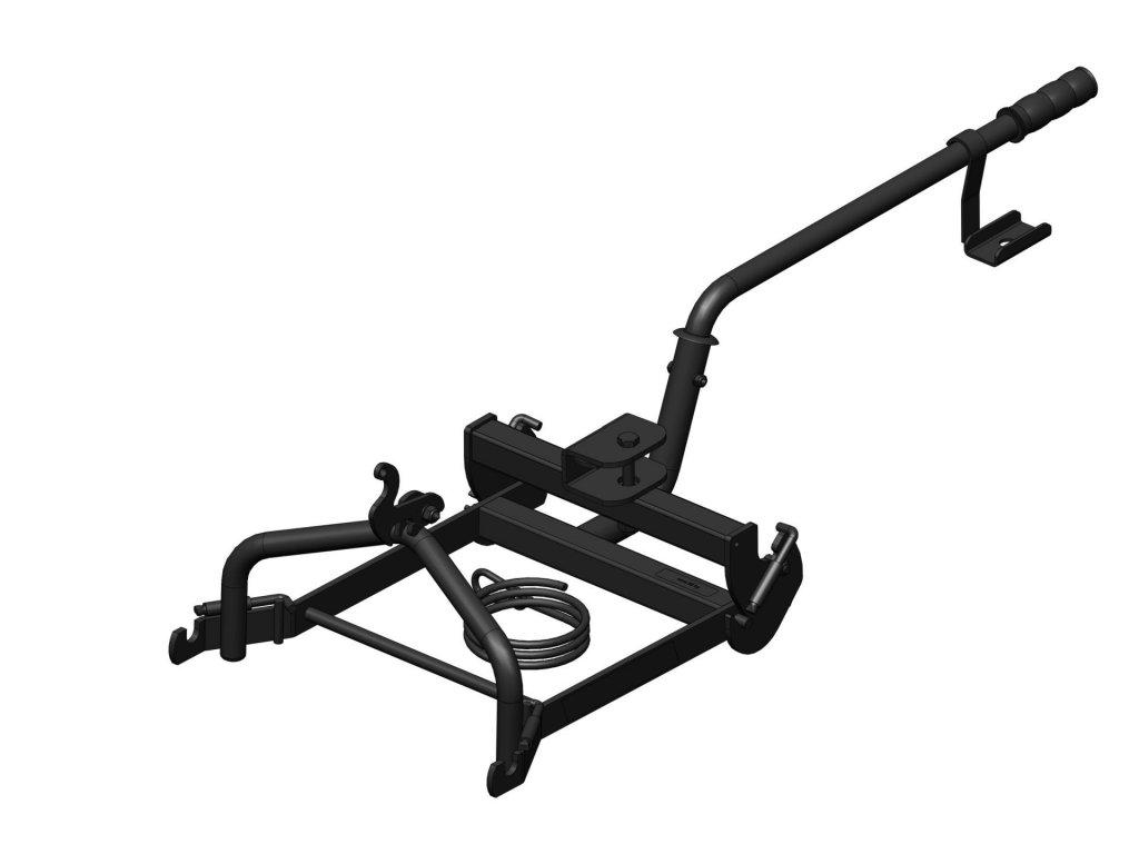 BERG Front lifting unit 15.60.40.01