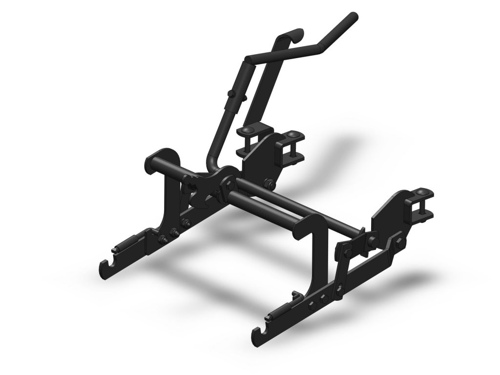 BERG Rear lifting unit 15.60.30.03