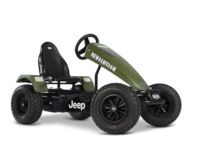 Berg Jeep Revolution BFR  montáž zdarma