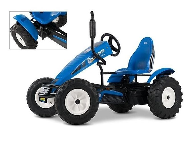 BERG New Holland BFR3