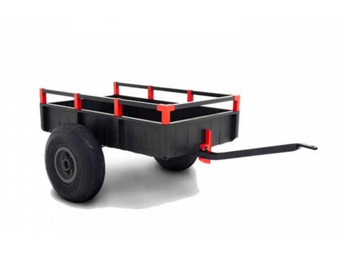 Berg Large Trailer přívěsný velký vozík