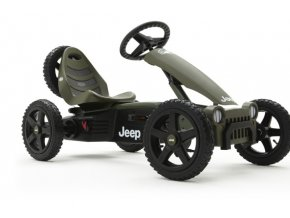 Berg Jeep Adventure  montáž zdarma