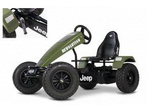Berg Jeep Revolution BFR-3  montáž zdarma