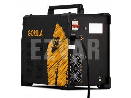 gorilla pocket mig 215 aluflux