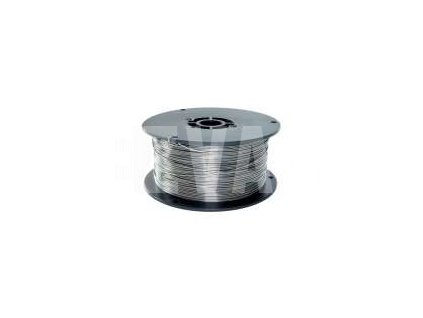 Drôt MIG trubičkový 0,8mm/1kg samoochranný