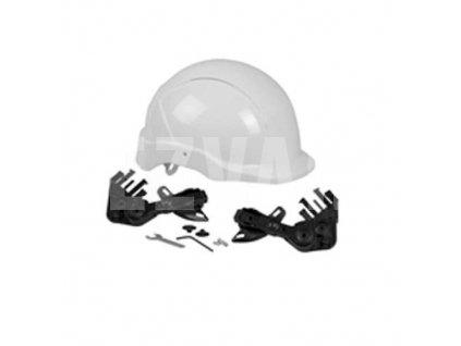 Prilbový adapter s prilbou pre zváracie masky optrel