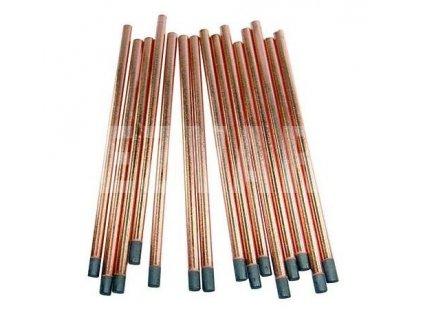 Uhlíková elektróda 10 x 305