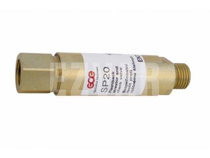 Suchá predloha SP20 G 3/8'' LH AC GCE