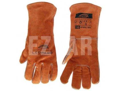 Zváračské rukavice MOST LEOPARD