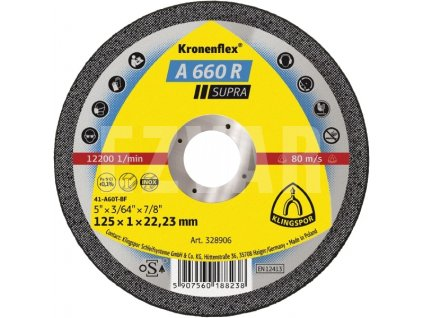 A 660 R Supra 115x1x22,23 c. 328905
