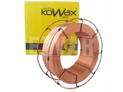 Zvárací drôt Kowax G3Si1 1,0mm 15kg KWX31015