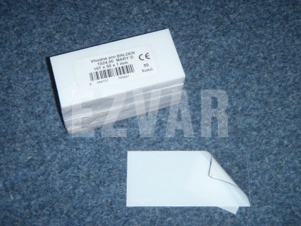Fólia 107x50 mm BALDER