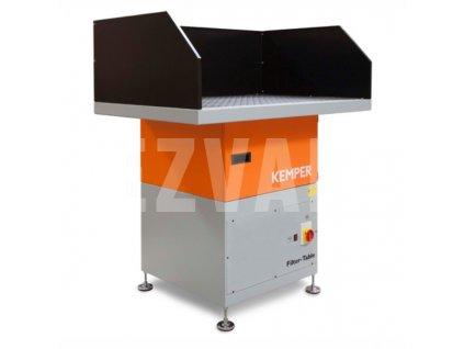 kemper filter table filtracny stol