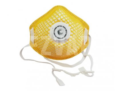 Respirátor PRO 8030V ESAB oranžový FFP3 (N95)