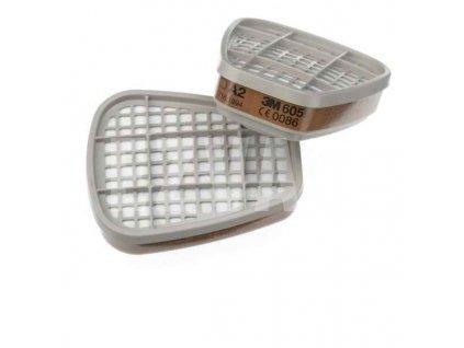 Časticový filter absorpčný 3M 6055 A2
