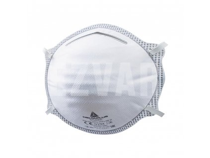 delta plus m1200c moulded disposable half masks ffp2 box of 20 p61149 1075295 image