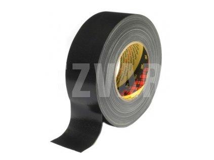 Páska na potrubie čierna 50m x 38 mmx0,26 mm Scotch 389 3 M
