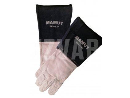 mamut rukavice tig