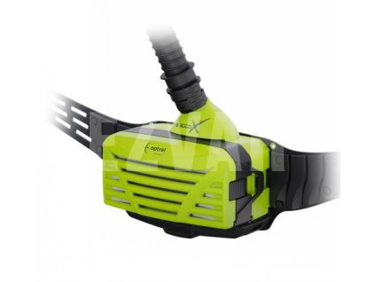 Odsávanie e3000X PAPR 18h zelené Optrel