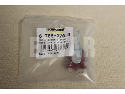 Elektrický uzáver na mincovník 6.768-070.0