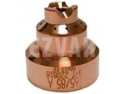 Ochranný terčík 45XP/65/85/105  220818