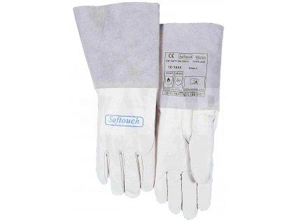 Zváračské rukavice TIG 10-1005 Weldas (velkost XXL)
