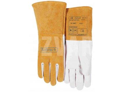 Zváračské rukavice TIG 10-1007 Weldas (velkost XL)