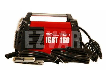 SOLUTION IGBT 160 s príslušenstvom