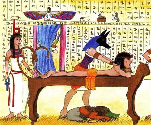 Ne všechny druhy masáže jsou pro každého - historický přehled