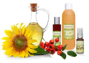 Rostlinné bio oleje