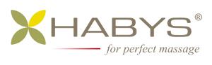 Příslušenství pro elektrická masážní lehátka HABYS