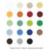 Kosmeticka stolicka HABYS® Delta (barva tmave hneda (#38) - Vinyl Flex)