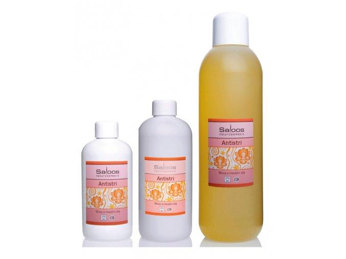 saloos bio rostlinny masazni olej Antistri