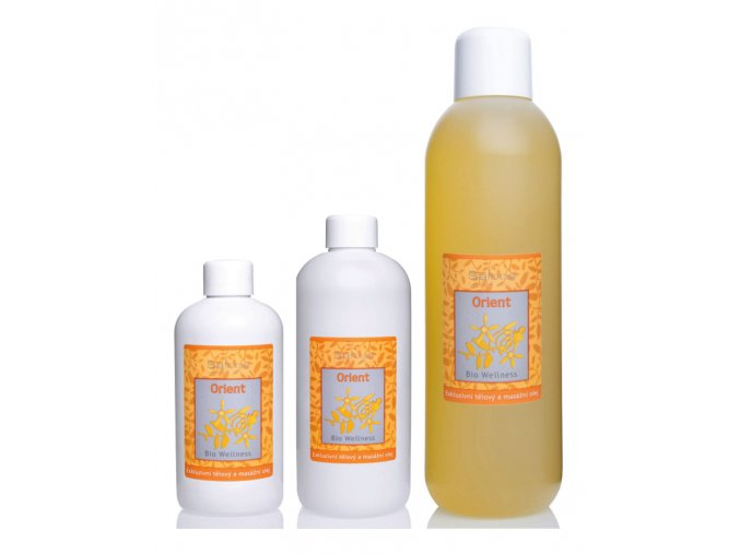 saloos bio rostlinny masazni olej Wellness Orient