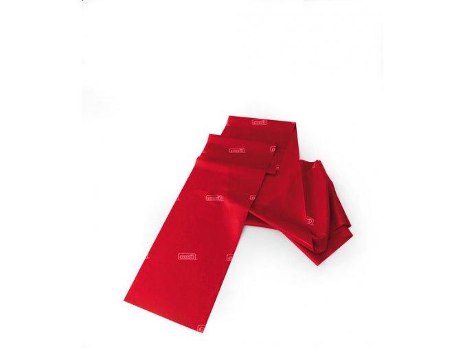 elasticky pas na cviceni sissel fitband cervena new