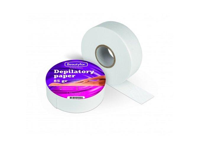 Depilační papír v roli Beautyfor® 85 g, 7 cm x 100 m 2