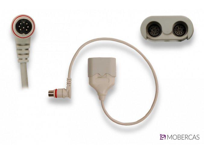 rozbocovaci kabel rucni spinac nozni spinac mobercas elektricke masazni lehatko