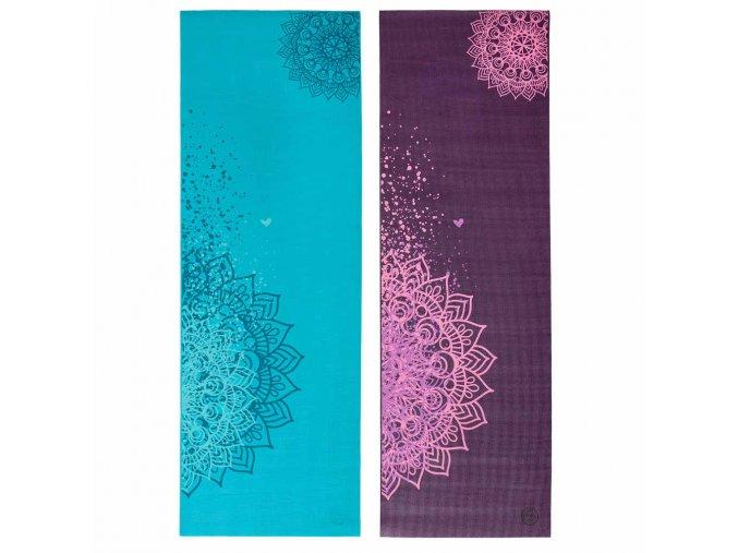podlozky na jogu bodhi leela two mandalas