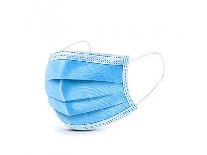 jednorazove ochranne rousky z netkane textilie fabulo trivrstve