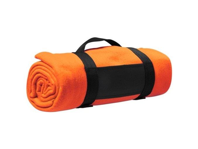 Fabulo piknikova deka oranzova2
