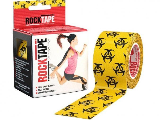 kineziologicky tejp rock tape design biohazad