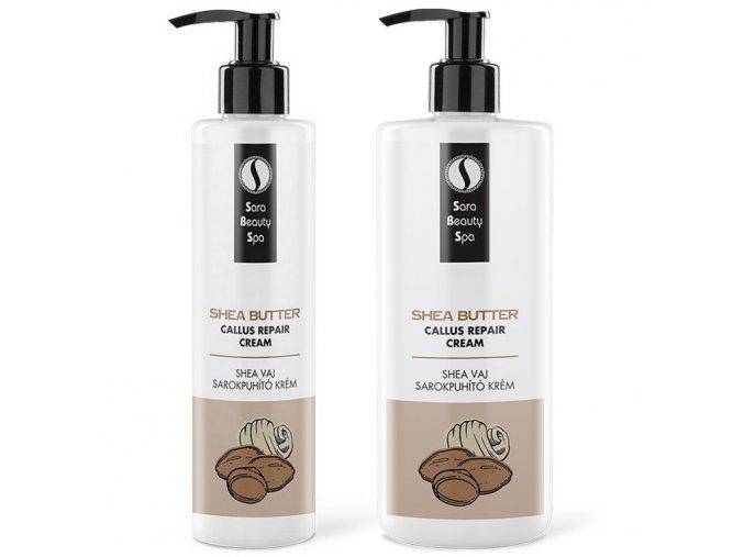 SBS206 masazni krem na paty sara beauty spa s callus repair cream