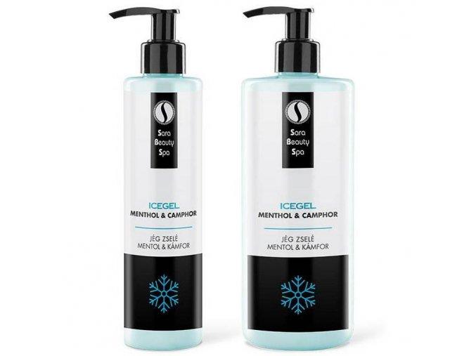SBS030 masazni chladivy gel na unavene nohy sara beauty spa ice gel