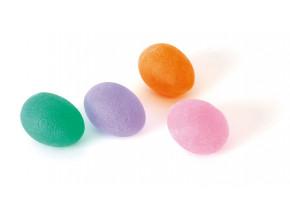 rehabilitacni vajicko na posileni rukou stlaceni sissel press egg new1