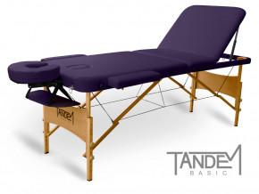 skladaci masazny stol tandem basic 3 fialova otv